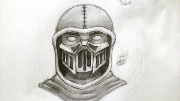 Noob Saibot by Erron--Black