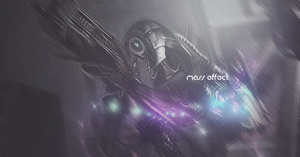 Mass Effect by jellyman12