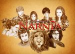 The Chronicles of Narnia by Paakil
