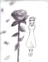 Rose by UnjustToMe