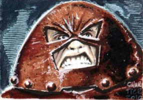 Here comes the Juggernaut by idirt