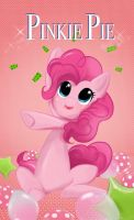 Pinkiepie by Quila-Quila