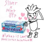 Silmint = OTP by Pidgey64