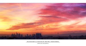 Frankfurt and Taunus by Panomenal