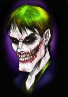 Joker - colour by channandeller
