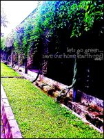go green by shntyeee