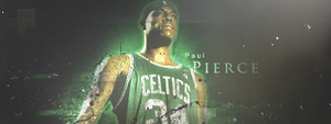 Paul Pierce Signature by Kdawg24