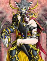 King ExDeath of Tycoon by Sephiroth7734