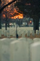 Fort Snelling Cemetery by quasi-Virtuoso