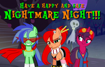 Nightmare Night 2016!!! by TheRockinStallion