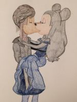 Jacob and Renesmee Love by madiquin185