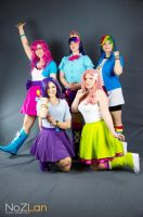 my little pony - equestria girls by BellaHime