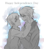 APH-Happy Independence Day by Akitozan