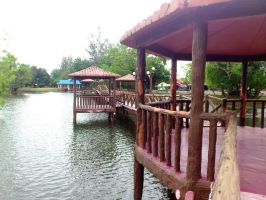 Tasik Melati park 4 by plainordinary1