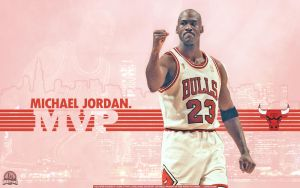 Michael Jordan Wallpaper by lisong24kobe
