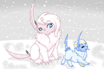 First snow (Weekly Prompt) by DafinasPride