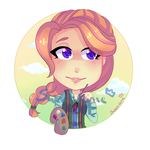 Stardew Valley Leah by Sweet-Hime