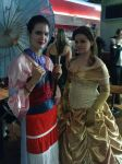 Belle and Mulan by Ceres17