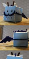 Cube: Chinese Dragon by HelloBatty