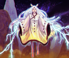 The Rise of Kaguya by Fhalei