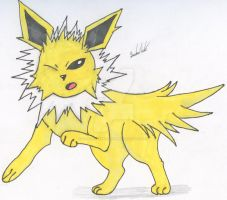 Jolteon by FantasyRebirth96
