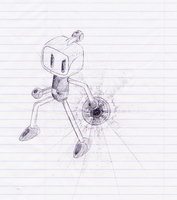 Bomberman Charge by tonkonton