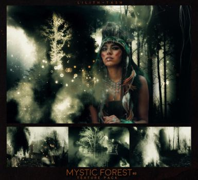 Mystic Forest Textures #8 by Lilith-Trash