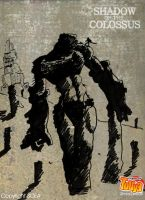 Shadow of the Colossus fanart by greatwuff