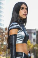 X-23 X-FORCE cosplay 01 by PansyBlack