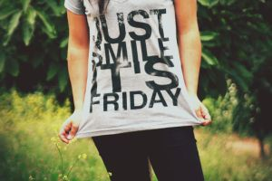 just smile its friday by FrancizzBm
