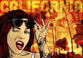 California Dreamin' by sf80