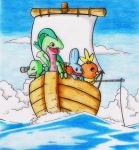 Let's Sailed!!! by GTS257-CT