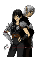 AT: Dragon Age by PhiMouse