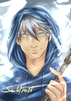 Jack Frost by ILsama