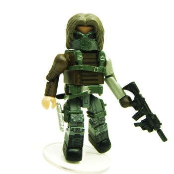 The Winter Soldier Minimate by arielassault