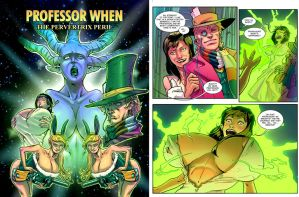 Professor When: The Pervertrix Peril by Valeyard-Vince