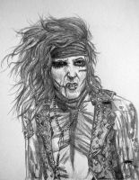 Andy Biersack Sketch by catherine51892