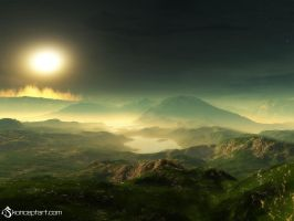 Into the majesty of the earth by adit