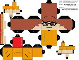 Cubee - Velma by CyberDrone