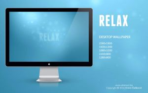 Relax Wallpaper by Abstx
