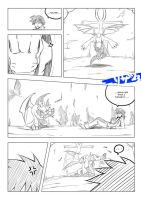 Regan and Lizomon : intro pg 23 by Riza23