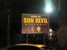 New Home of Sun Devil Baseball by BigMac1212