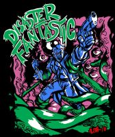Disaster Fantastic Tee Shirt by rockmanzallz