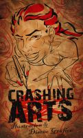 Crashing Arts Self Promo by estkm