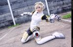 AIGIS [Persona 4 Arena] by jiocosplay