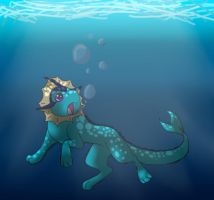 under the water by kelseyandfreinds99