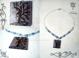 Ent face by Tuile-jewellery