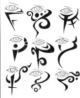 eye tattoos 3 by icemo