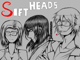 Sift heads by SkywaveOVO