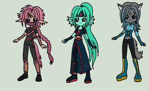 Mixed Adopts by Return-to-Mobius